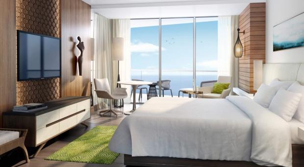 Luksusowy hotel Marriott Marco Island Beach Resort czeka modernizacja