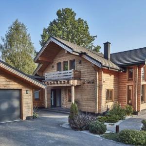 Fot. Domy z Finlandii