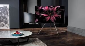Rok 2017 będzie przebiegał pod znakiem znaczącej zmiany standardów w zakresie technologii wyświetlania obrazu telewizyjnego i będzie początkiem epoki QLED.