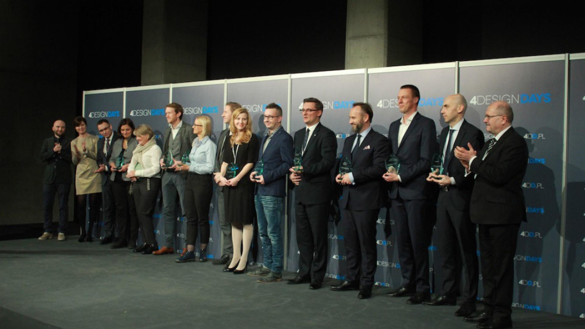 Nagrodzeni w konkursie Property Design Awards 2016, który towarzyszył eventowi 4 Design Days w Katowicach