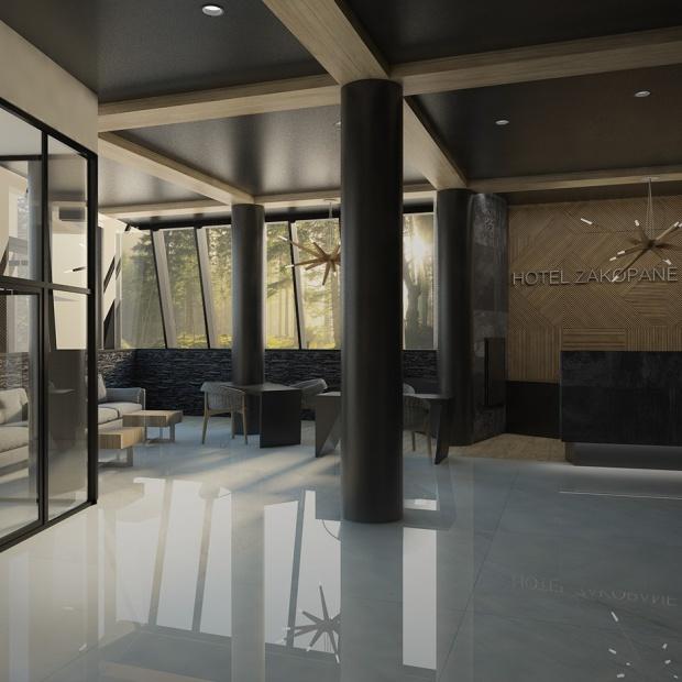 Nowy hotel przy AquaParku Zakopane