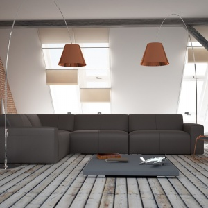 Karapa modułowa Contenza. Fot. Adriana Furniture