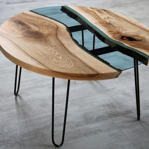 Stół do jadalni. Fot. Malita Just Wood