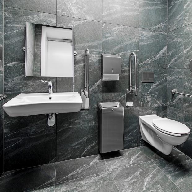 Ogólnodostępna toaleta wizytówką inwestycji