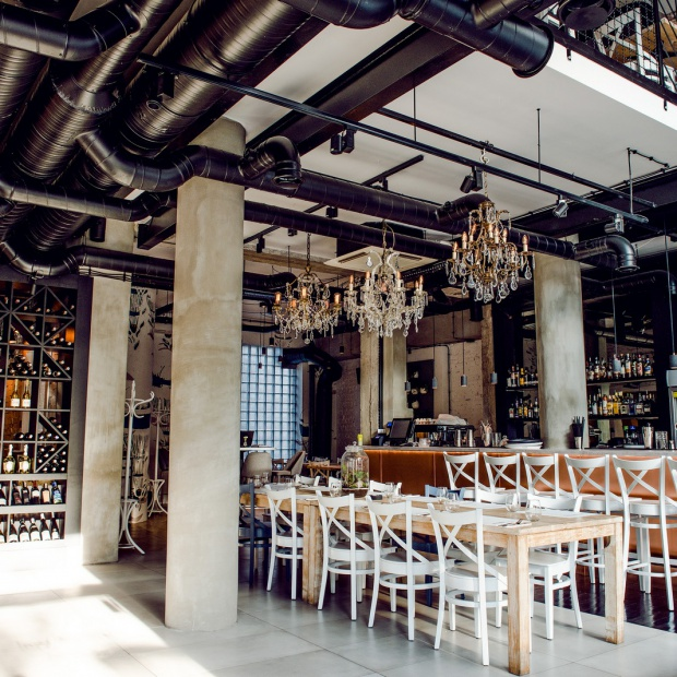 Inny Wymiar - polska kuchnia z restauracyjną fantazją