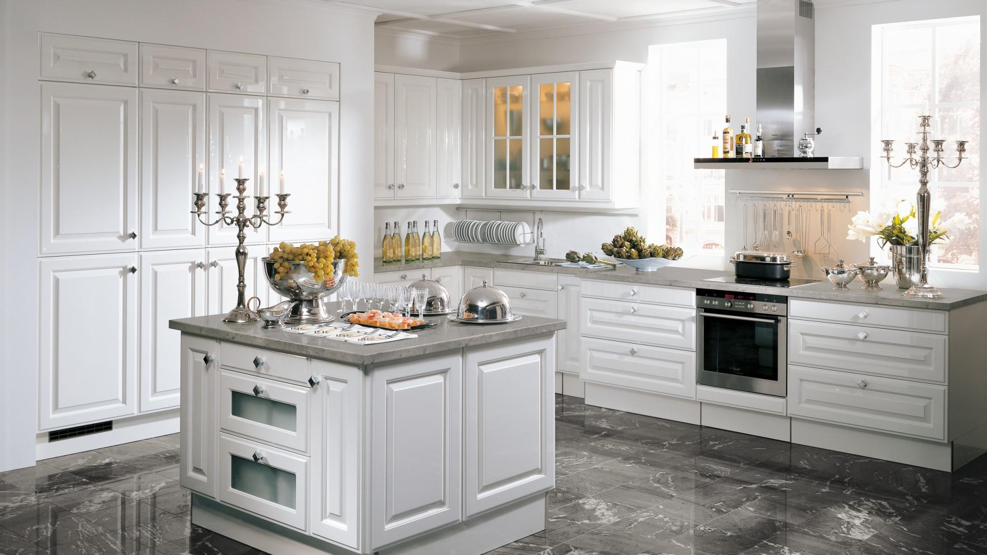 15 Pomysłów Na Kuchnię W Klasycznym Stylu