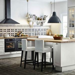 Meble kuchenne Bellagio dostępne w ofercie sieci sklepów IKEA. Fot. IKEA
