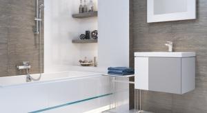 Urządzając łazienkę, zuwagą wybieramy sprzęty. Ważnym elementem wyposażenia są baterie. Nowoczesne modele łączą efektowne wzornictwo i wygodę użytkowania zsystemami oszczędzania wody.
