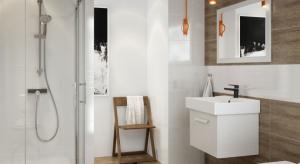 Modna i funkcjonalna strefa prysznica to nie tylko wygodna kabina prysznicowa i brodzik, ale również - a wręcz przede wszystkim - armatura. Nie ma bowiem strefy prysznica bez samego prysznica!