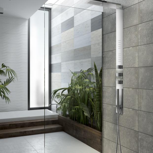 Zobacz nowości natryskowe do łazienki