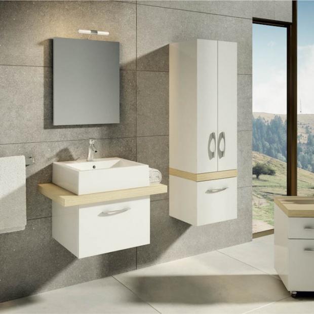 Nowa łazienka w 5 prostych krokach