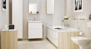 Nasze łazienki przechodzą prawdziwą ewolucję. Ceramika przybiera geometryczne formy, meble zyskują funkcjonalne oblicze, a tradycyjne kompakty zamieniamy na zaawansowane technologicznie miski zawieszane.