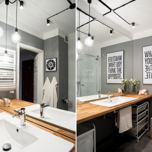 Jak oświetlić umywalkę: zobaczcie nasze pomysły