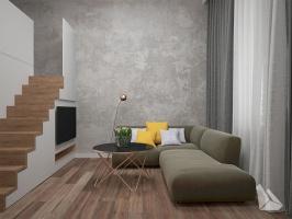 Salon Styl Nowoczesny Więcej informacji na stronie www.dreamdesign.net.pl