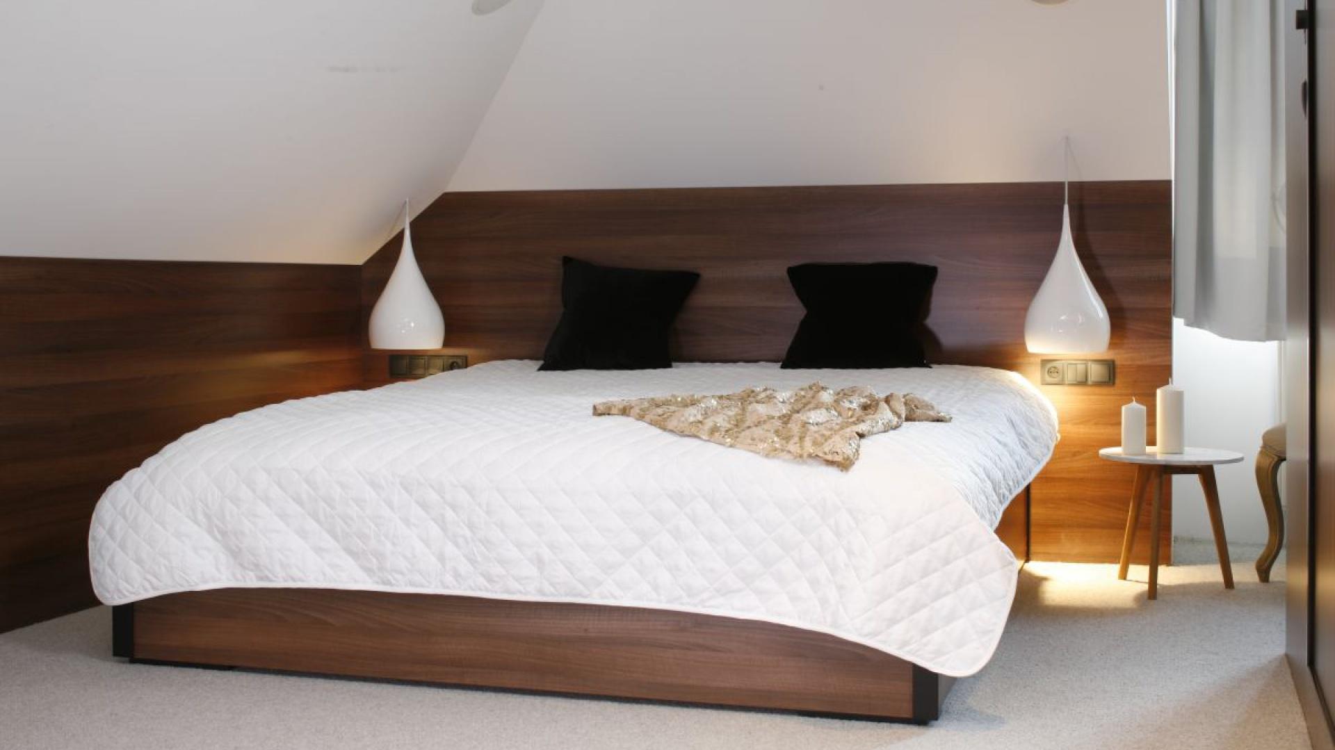 Oświetlenie Do Sypialni Pomysły Z Polskich Domów