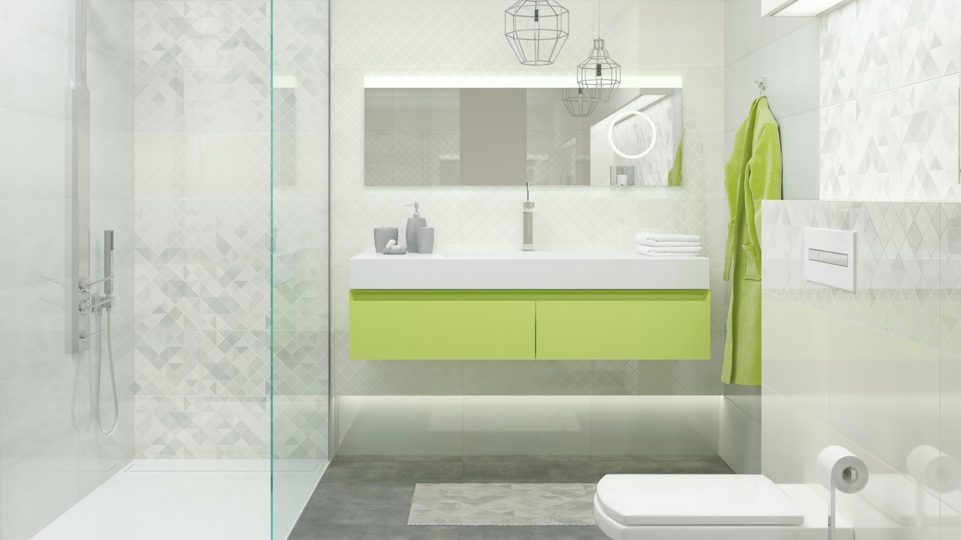 Nowość Do łazienki Płytki Jak Origami