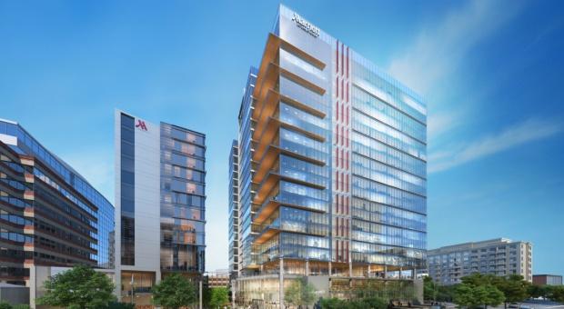 Nowa siedziba sieci hoteli Marriott