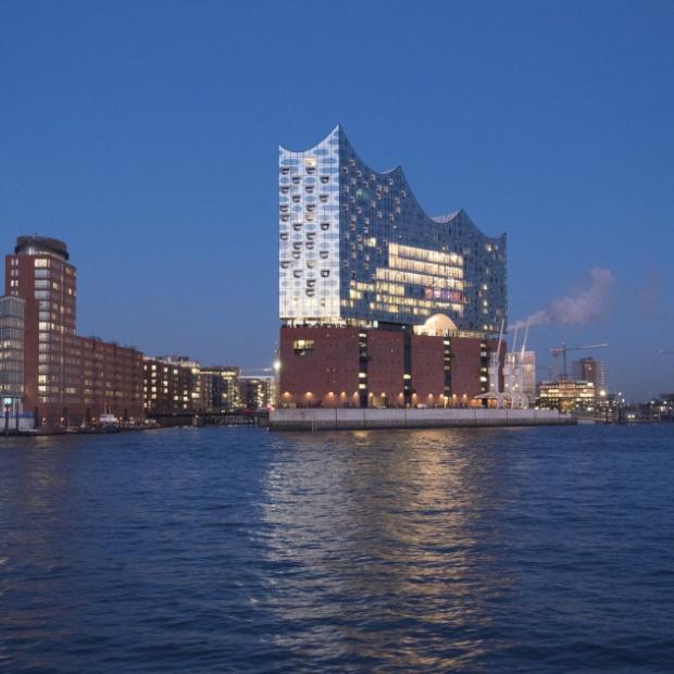 Imponujący projekt filharmonii w Hamburgu