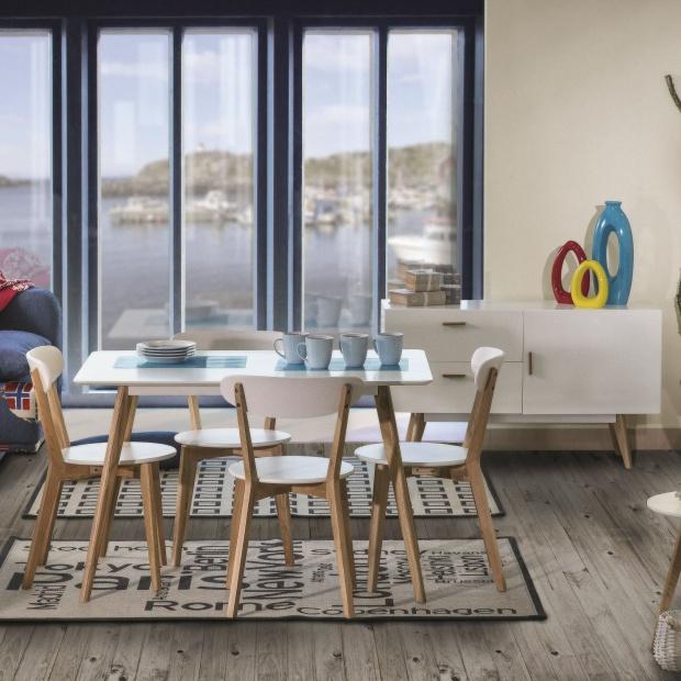 5 pomysłów na wnętrze w stylu skandynawskim
