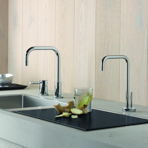Nowość do kuchni: wrzątek lub woda filtrowana prosto z kranu