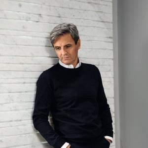 Piotr Polk – aktor filmowy i teatralny.17 października ub.r. miała miejsce premiera jego autorskiej kolekcji mebli New Classic Design by Polk. Fot. Bartosz Jarosz