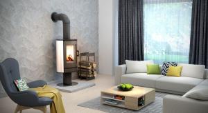 W domach energooszczędnych warto zainstalować kominek – tanie i ekologiczne ogrzewanie. Poza tym będzie on pełnił rolę pięknej dekoracji wnętrza.