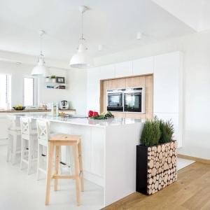 Piekarnik w nowoczesnej kuchni Fot. Studio VIGO Max Kuchnie