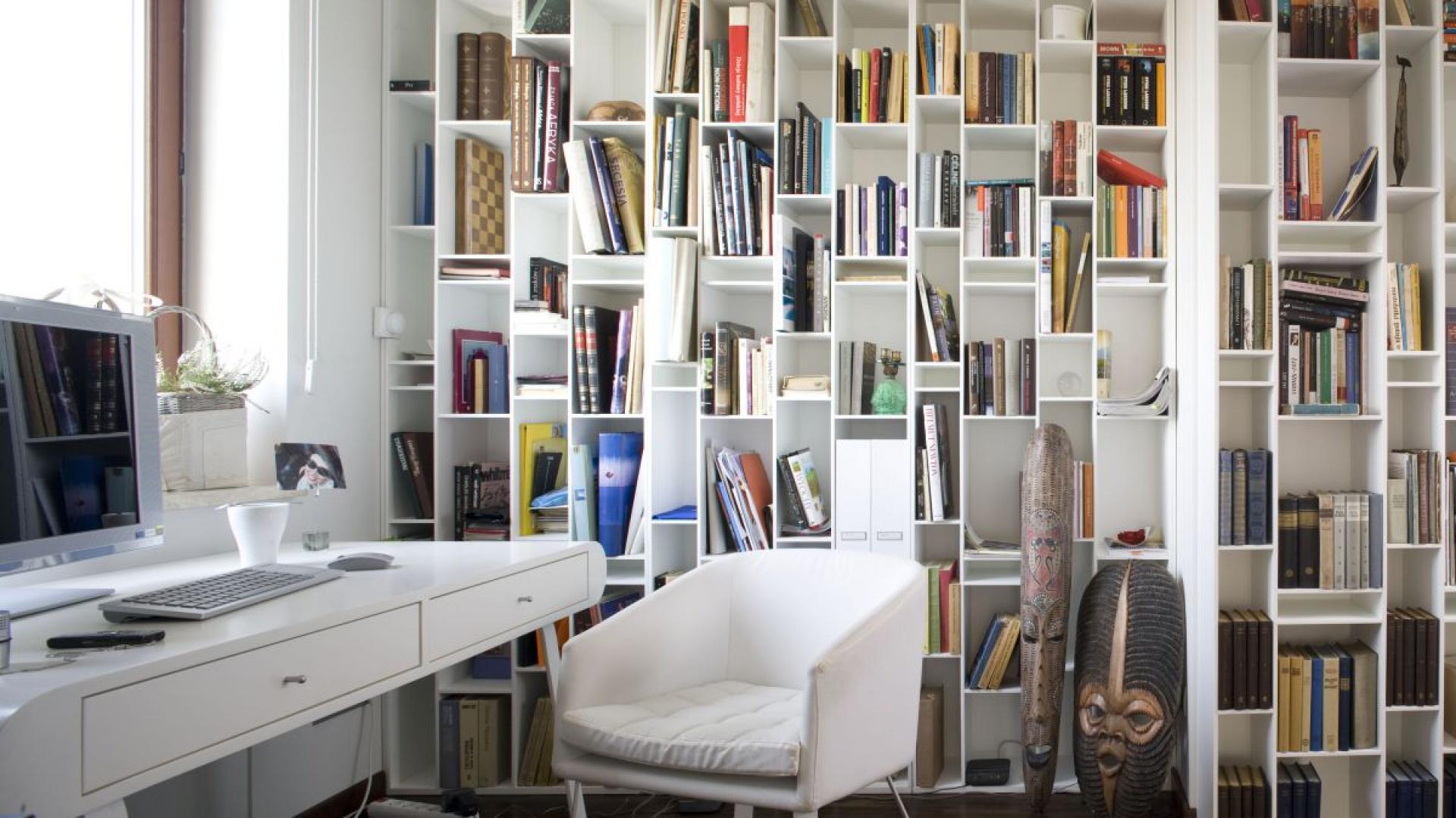 Biblioteczka 15 Najciekawszych Pomysłów Architektów
