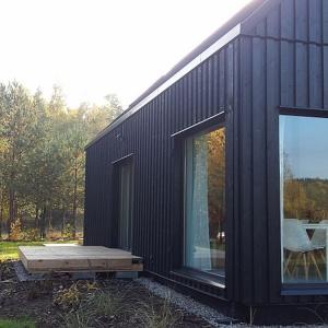 Dziś, dzięki najnowszym technologiom, domy tego typu cieszą się coraz większą popularnością. Fot. Galeco