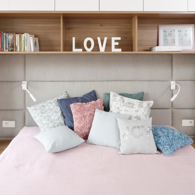 Łóżko z zagłówkiem - 5 pomysłów z polskich domów