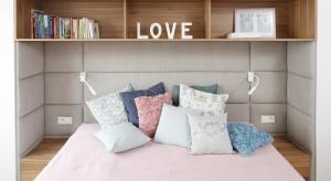 Zagłówek, to nie tylko funkcjonalny element łóżka. Może stanowić także wyjątkową dekorację sypialni.
