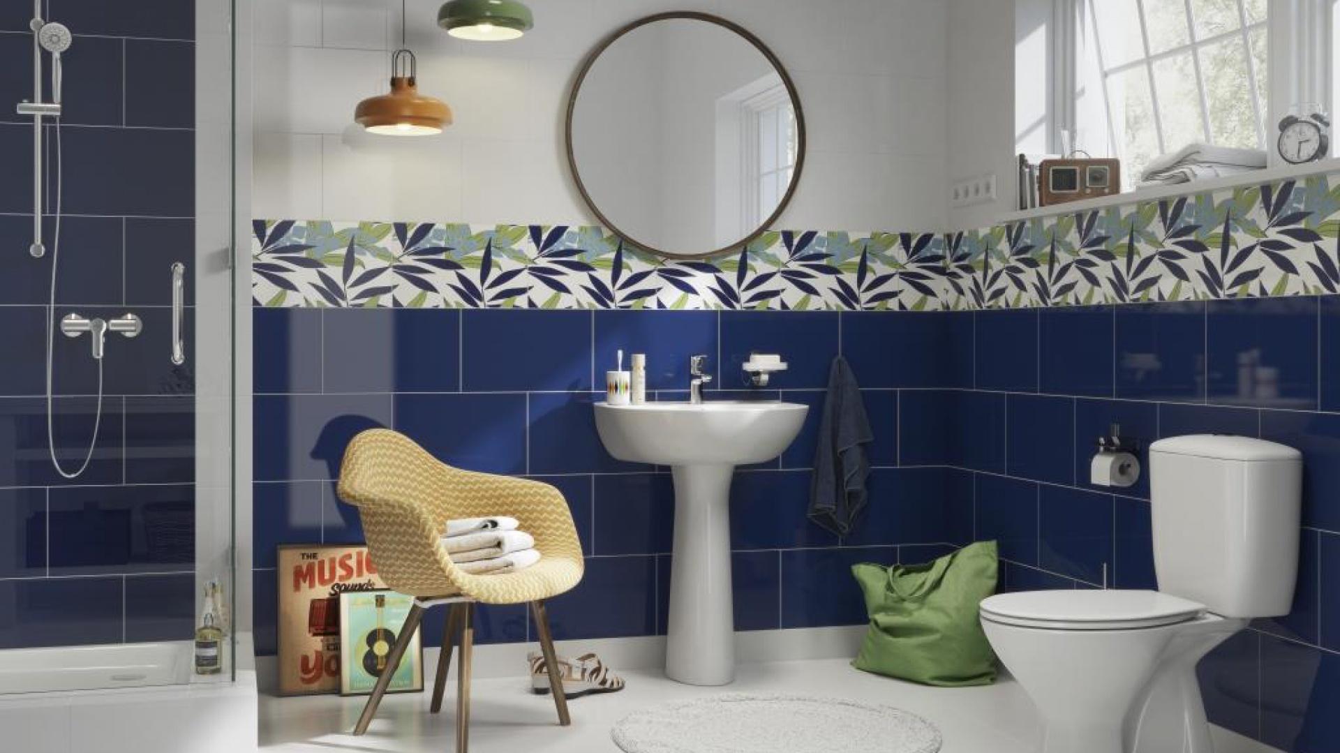 Kolor W łazience Jakie Połączenia Zastosować