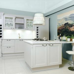 Oświetlenie w kuchni. Studio ASAN. Fot. Max Kuchnie