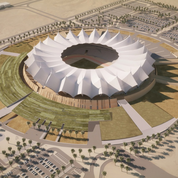 Niezwykły projekt stadionu włoskiej pracowni architektonicznej