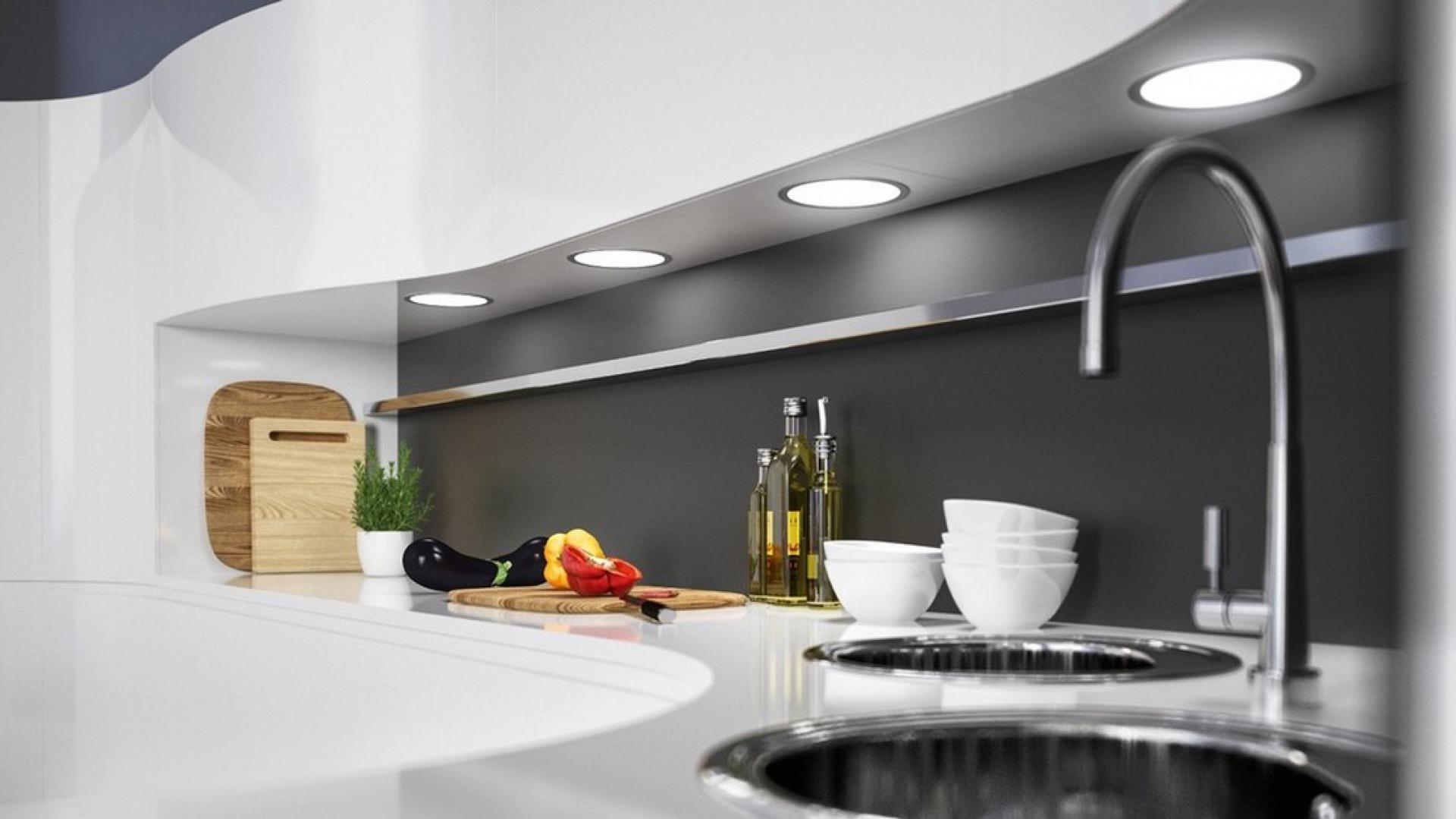 Dowiedz Się Jak Oświetlić Kuchnię