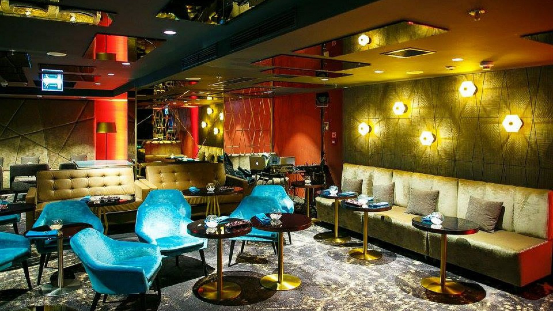 Panorama Sky Bar - hotel Marriott fot. materiały prasowe