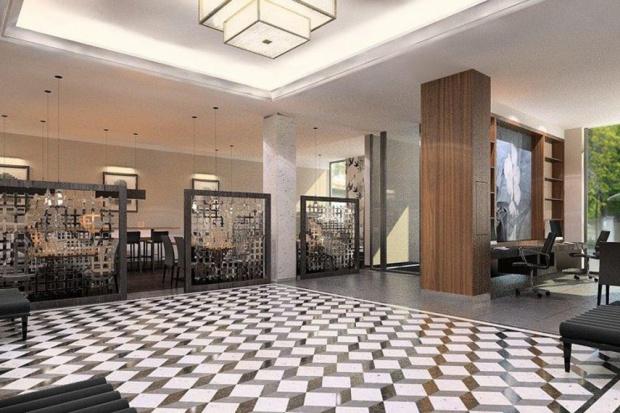 """W połowie lutego br. ruszyła budowa pierwszego w Poznaniu hotelu Hampton by Hilton. Generalnym wykonawcą inwestycji, realizowanej w systemie """"pod klucz"""", została firma PTB Nickel. W niespełna 16 miesięcy, na zlecenie spółki BB Old Town, wybudu"""