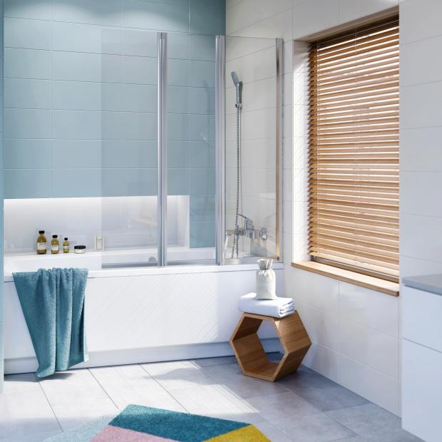 Komfortowa łazienka: wybieramy wannę akrylową