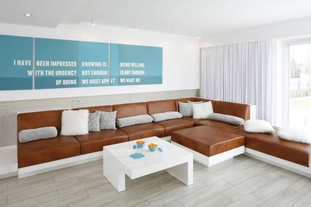 15 pomysłów na piękną sofę