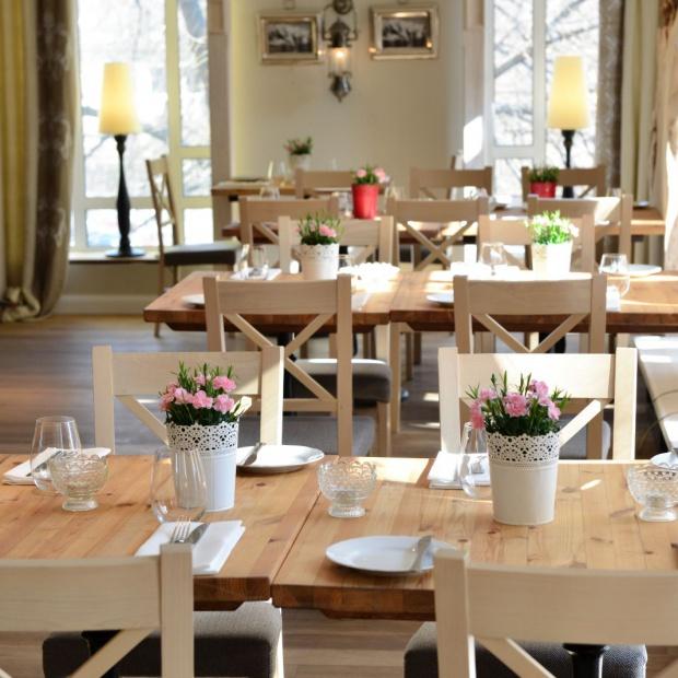 Restauracja Halka - z miłości do architektury i gotowania