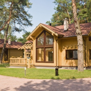 Domy z Finlandii. Fot. Kontio