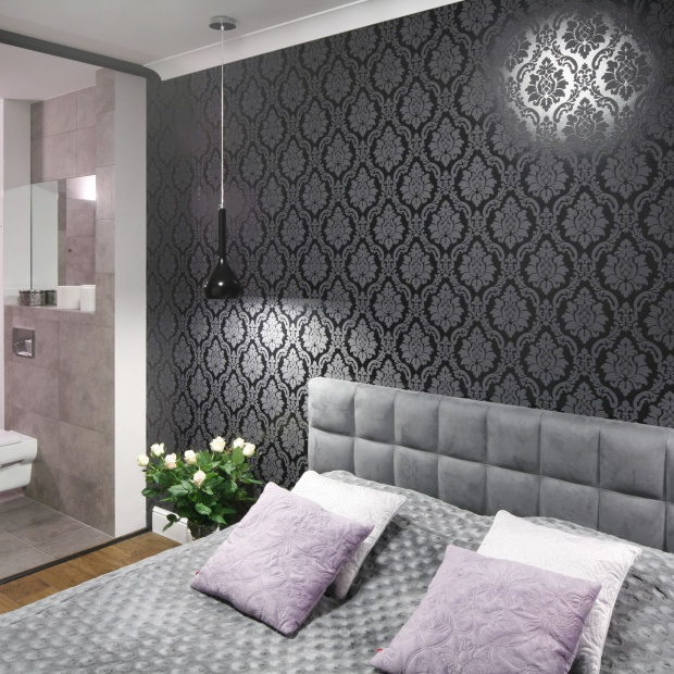 Sypialnia z łazienką - 10 wnętrz z polskich domów