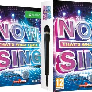 Karaoke na konsole NOW SING. Zestaw 30 hitów z list przebojów dostępny na konsole PlayStation 4 i Xbox One, w zestawach z jednym lub dwoma mikrofonami. Szereg opcji pozwala na zabawę ze znajomymi: gracze mogą śpiewać solo bądź w duecie, a nawet rywalizować na punkty. Od 149,90 zł. Fot. Techland