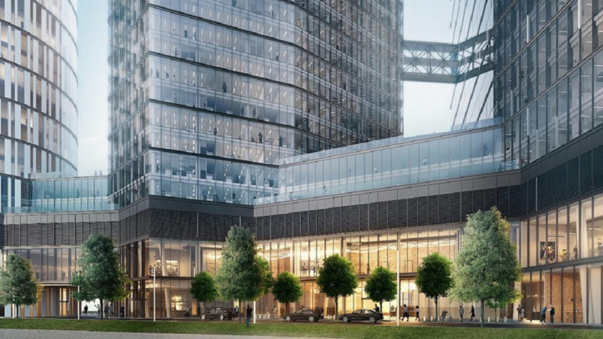 The Warsaw HUB to kompleks łączący w sobie wszystkie funkcje niezbędne do działania nowoczesnych korporacji oraz start-upów. Na powierzchni 113 tys. mkw. znajdą się najwyższej klasy przestrzenie biurowe, a także centrum konferencyjne oraz 3- i 4-gwiazdkowy hotel.