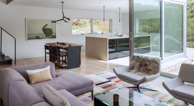Projekt nowoczesnego domu: zobacz jego wnętrze