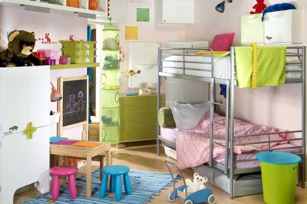 Mały pokój dziecka – tak można urządzić niewielką przestrzeń