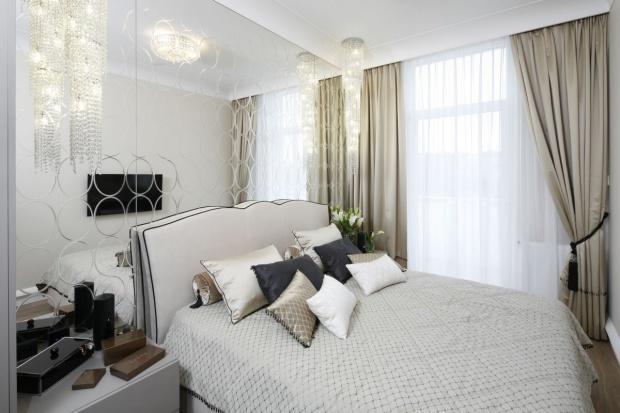 Ściana za łóżkiem: 20 pięknych wnętrz