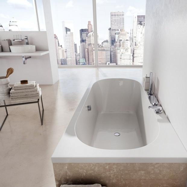 Nowość do łazienki: wanna w miejskim stylu