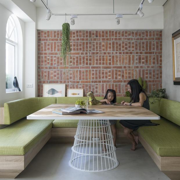 Tak się mieszka za granicą: piękny apartament na Tajwanie