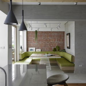 Toy House to apartament w Taipei (Tajwan). Projekt i zdjęcia: KC design studio